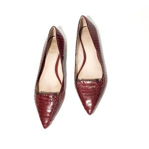 Vince Camuto Empa Pointy Loafers